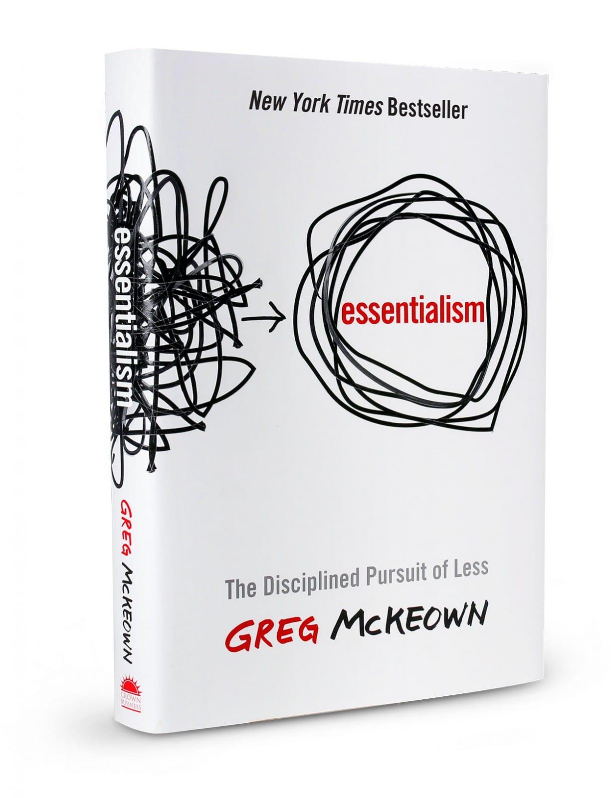Greg mckeown essentialism