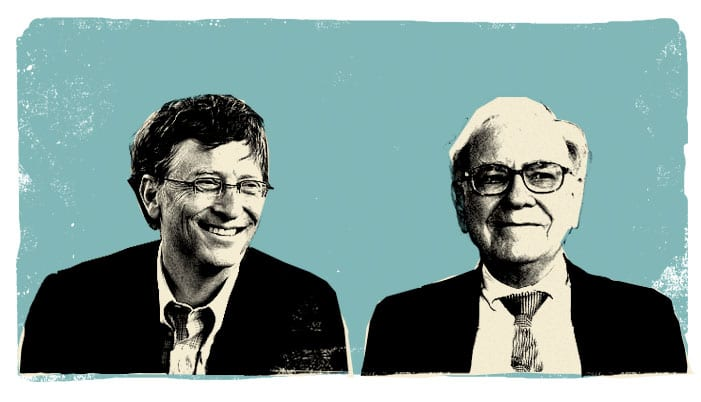 The One-Word Answer to Why Warren Buffett and Bill Gates Have Been So Successful