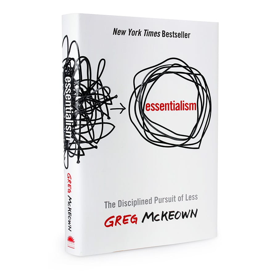 Essentialism greg mckeown