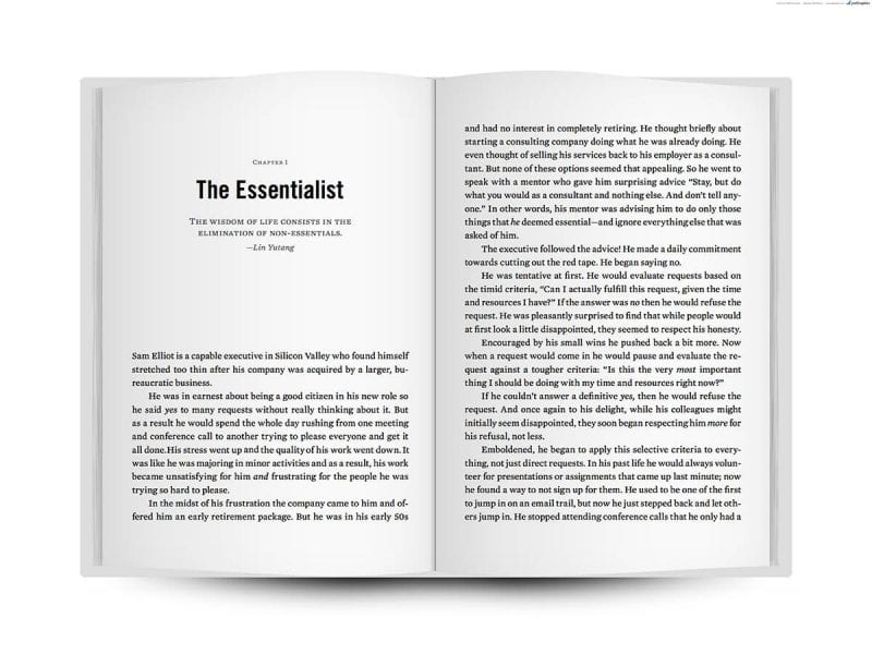 essentialism-chapter_one